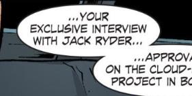 Jack Ryder (Smallville)