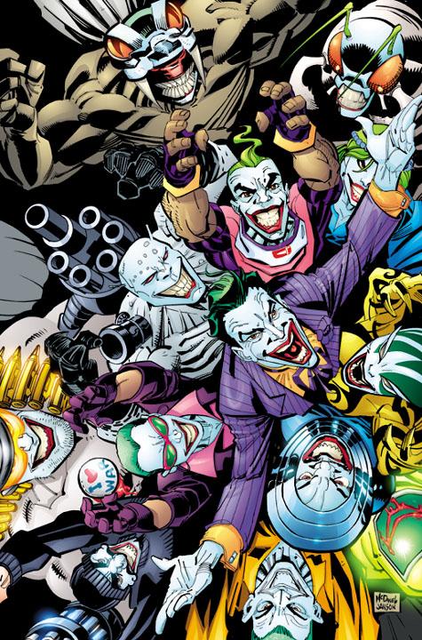 Joker: Last Laugh Vol 1 2