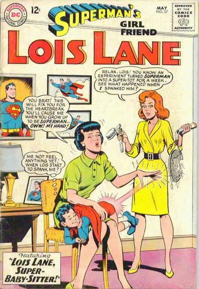 Superman's Girl Friend, Lois Lane Vol 1 57