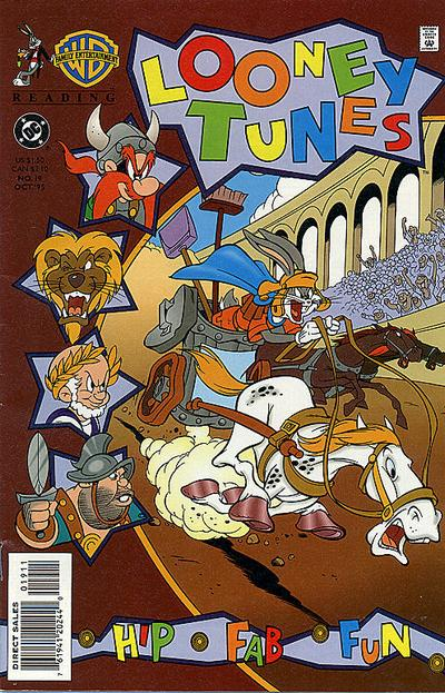 Looney Tunes Vol 1 19