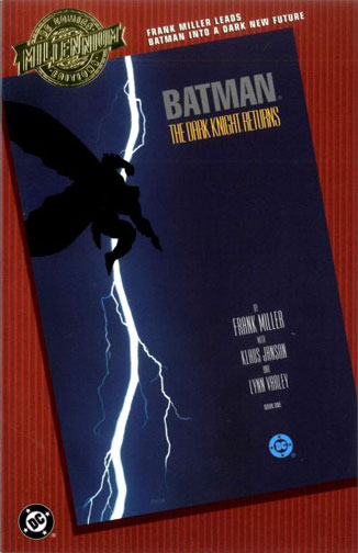 Millennium Edition: Batman: The Dark Knight Returns Book One