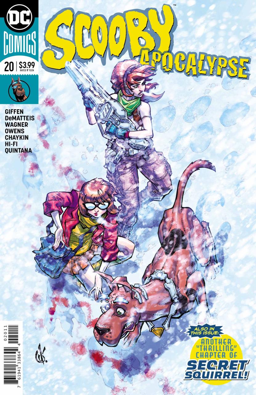 Scooby Apocalypse Vol 1 20