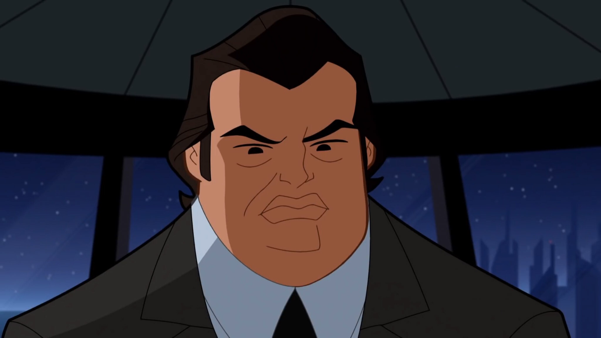 Sid Sharp (Justice League Action)