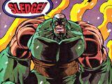 Sledge (New Earth)