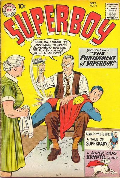 Superboy Vol 1 75