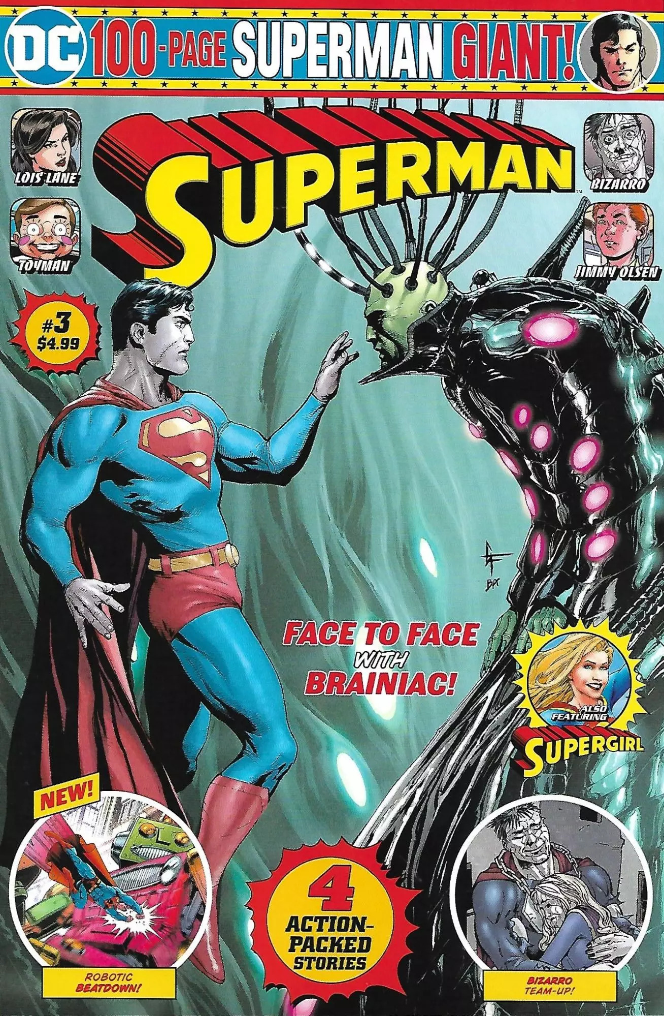 Superman Giant Vol 2 3