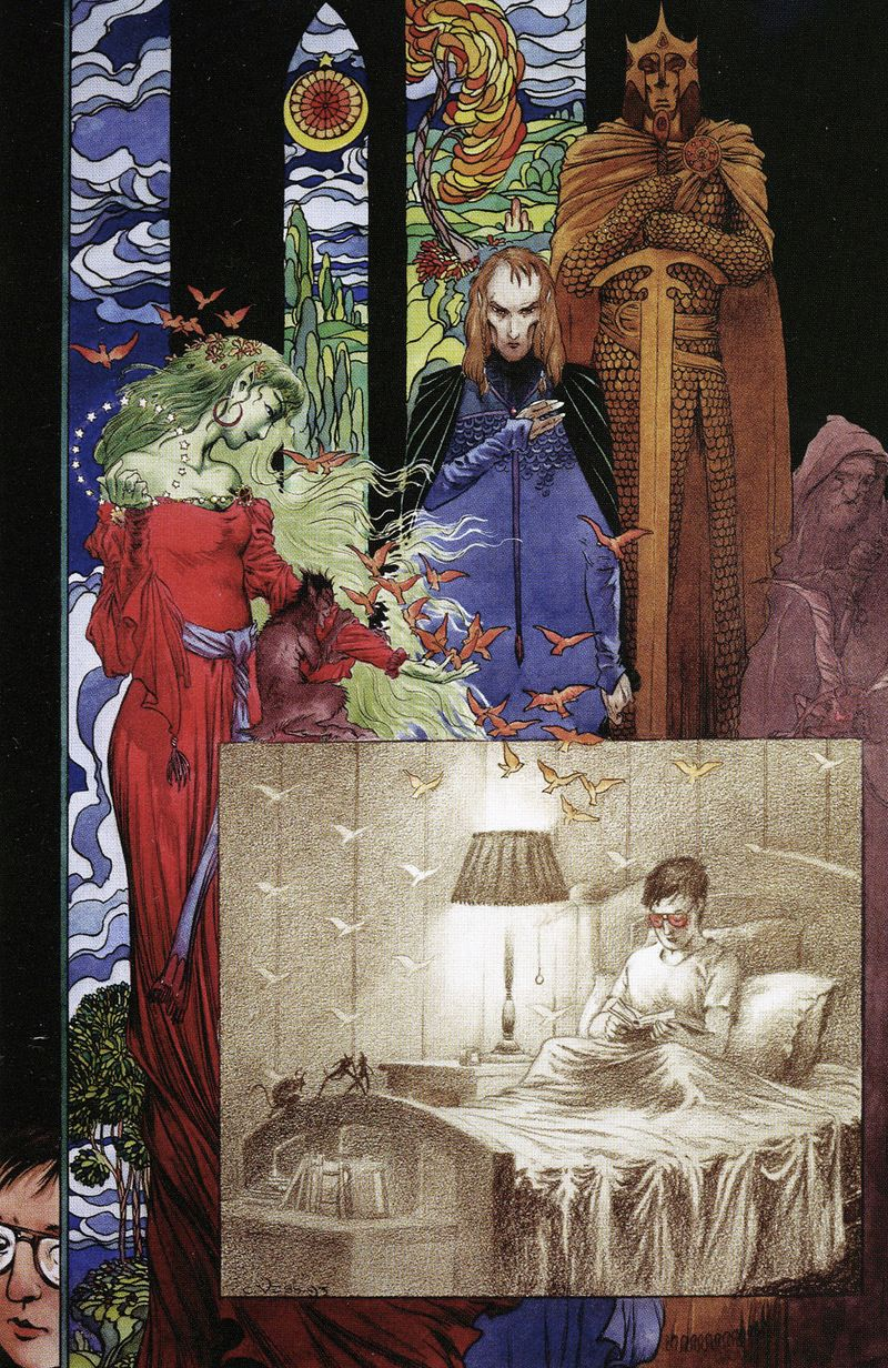 The Books of Magic Vol 2 1 Textless.jpg