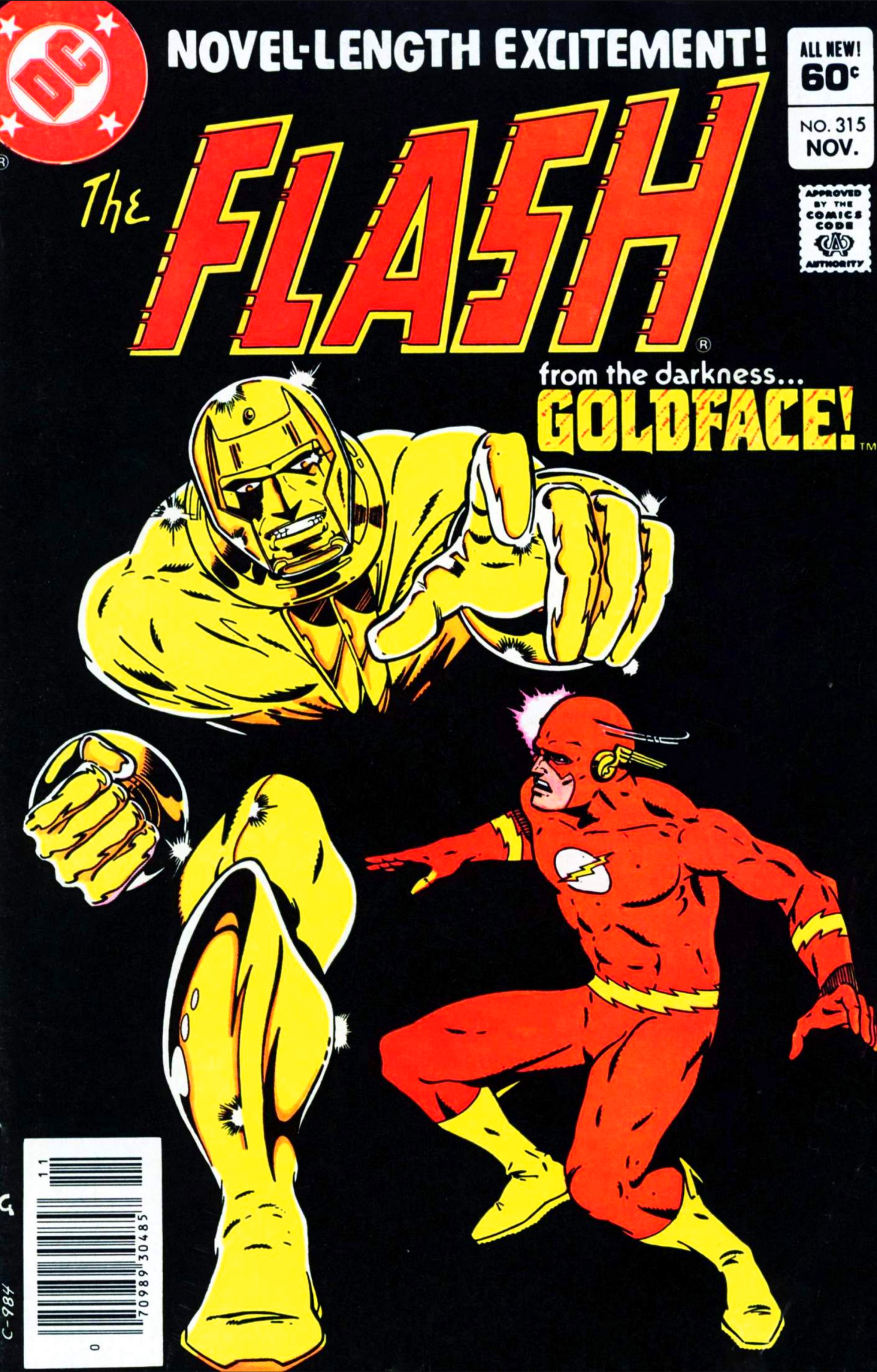 The Flash Vol 1 315
