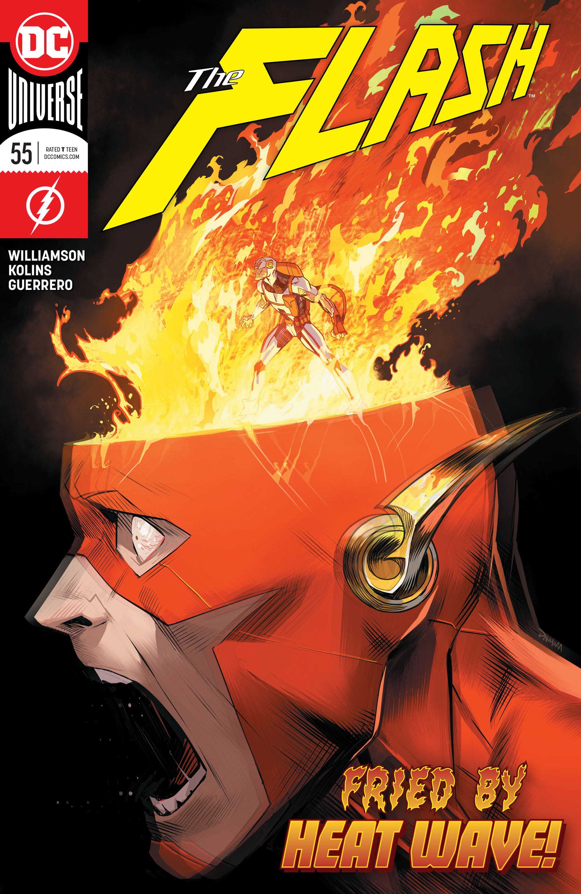 The Flash Vol 5 55