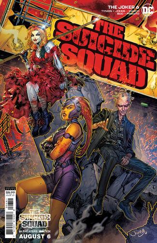 The Suicide Squad Movie Variant