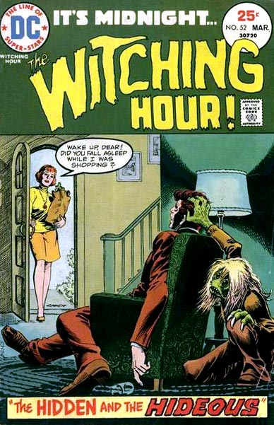 The Witching Hour Vol 1 52