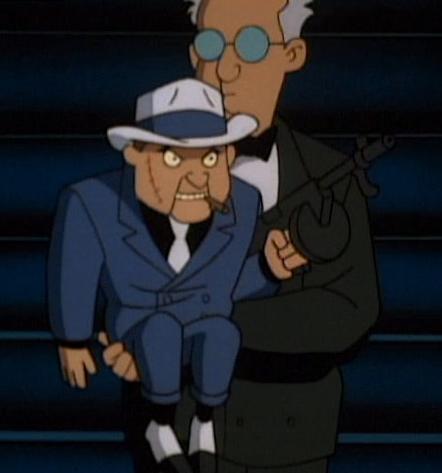 Batman (1992 TV Series) Episode: Read My Lips