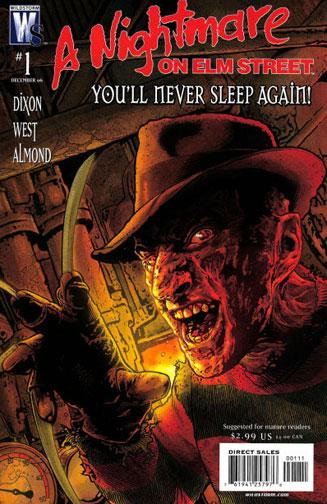 A Nightmare on Elm Street Vol 1