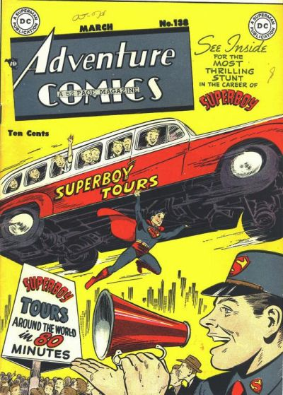Adventure Comics Vol 1 138