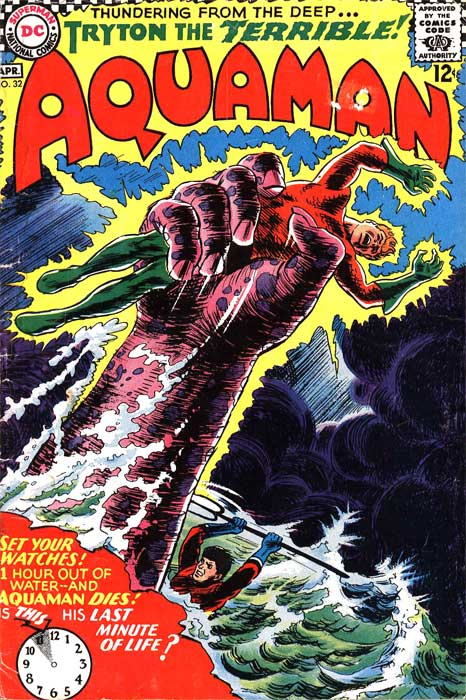 Aquaman Vol 1 32
