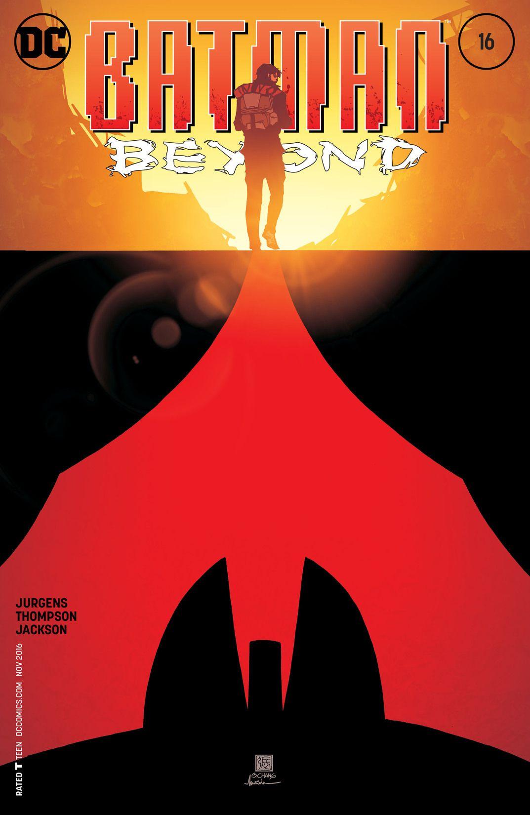 Batman Beyond Vol 5 16