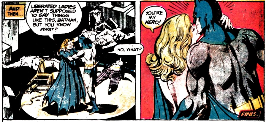 Batman Black Canary kiss 02.jpg