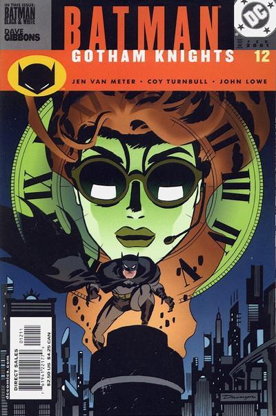 Batman: Gotham Knights Vol 1 12
