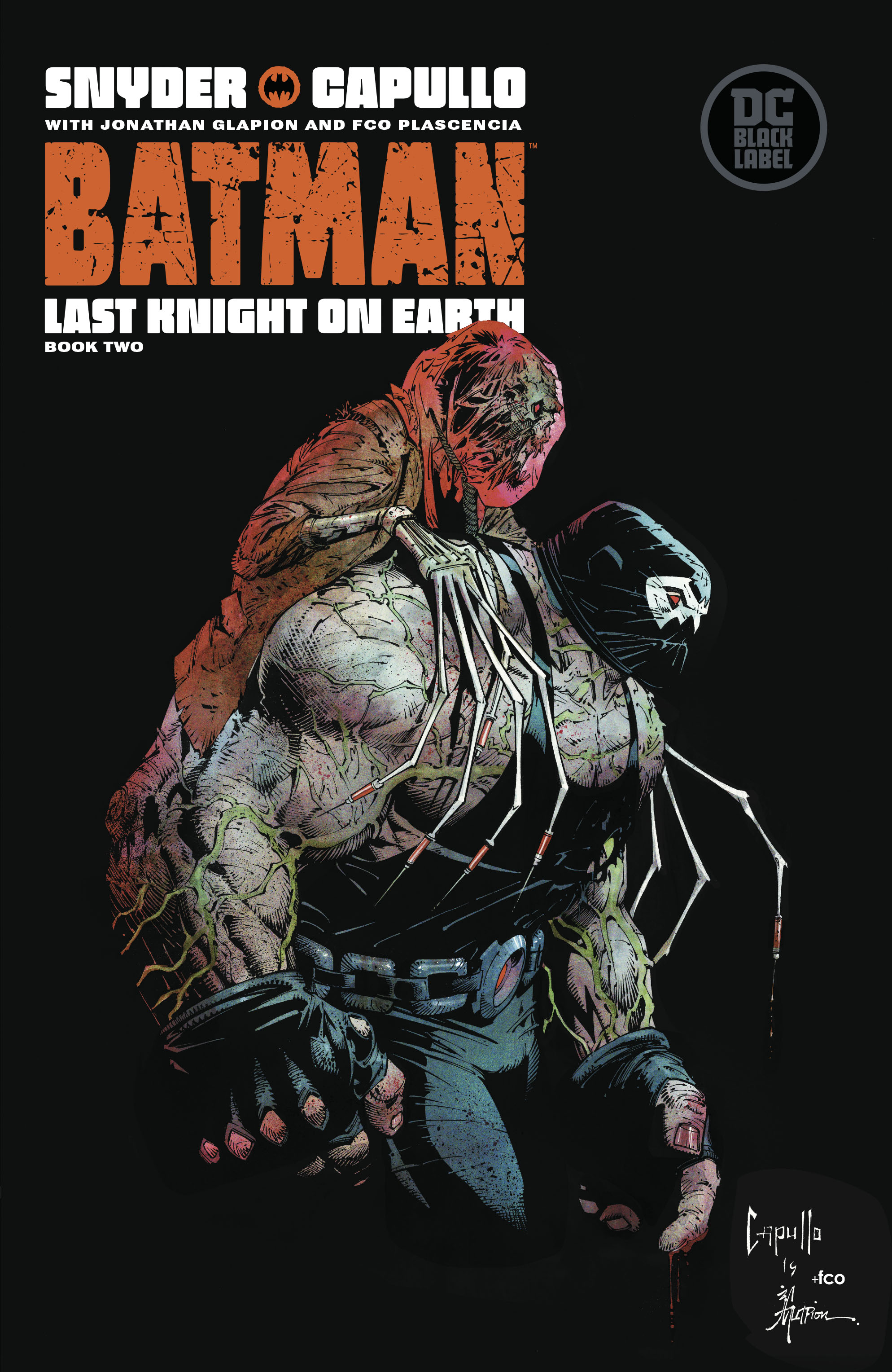 Batman: Last Knight on Earth Vol 1 2