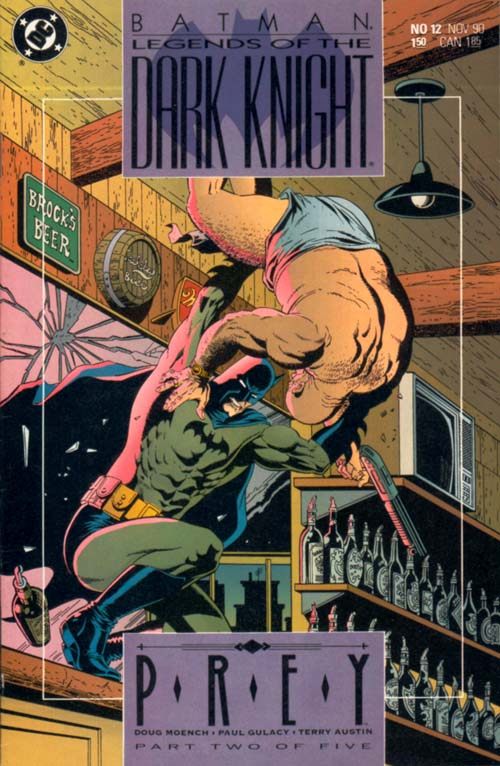 Batman: Legends of the Dark Knight Vol 1 12