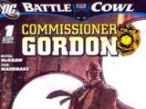 Battle for the Cowl: Commissioner Gordon Vol 1 1