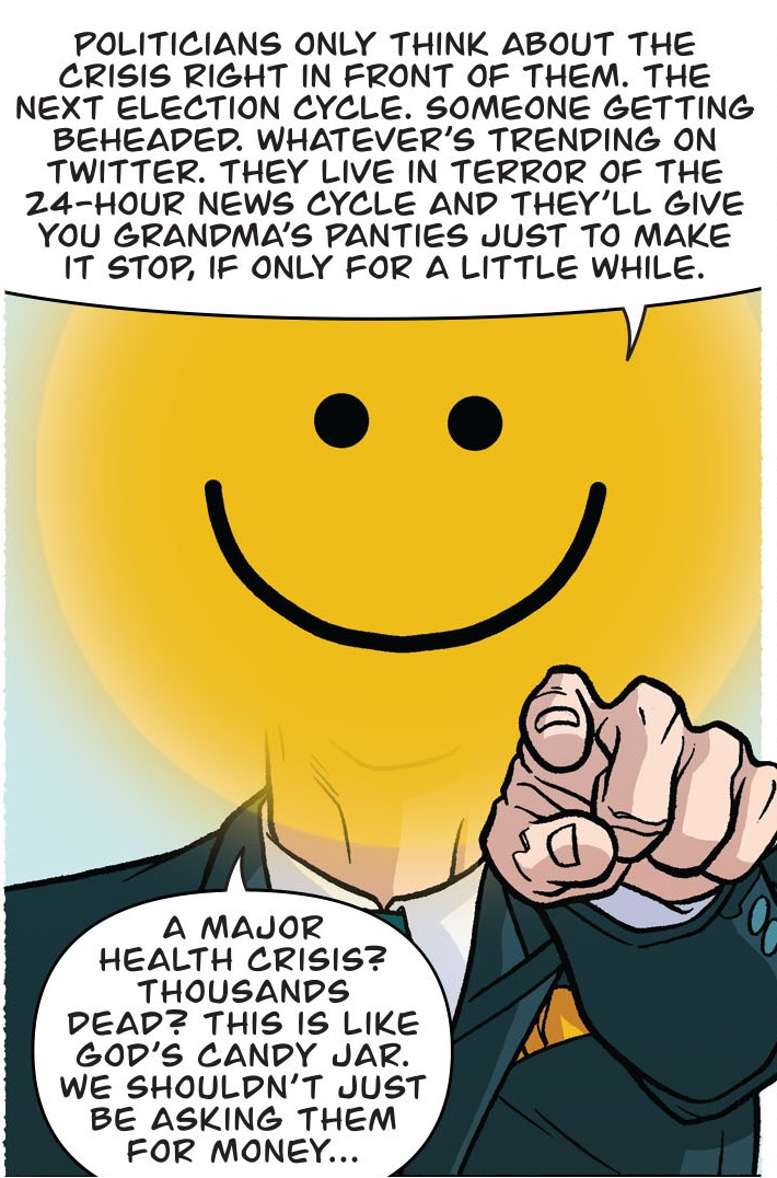 Boss Smiley (Prime Earth)