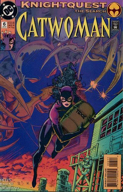 Catwoman Vol 2 6