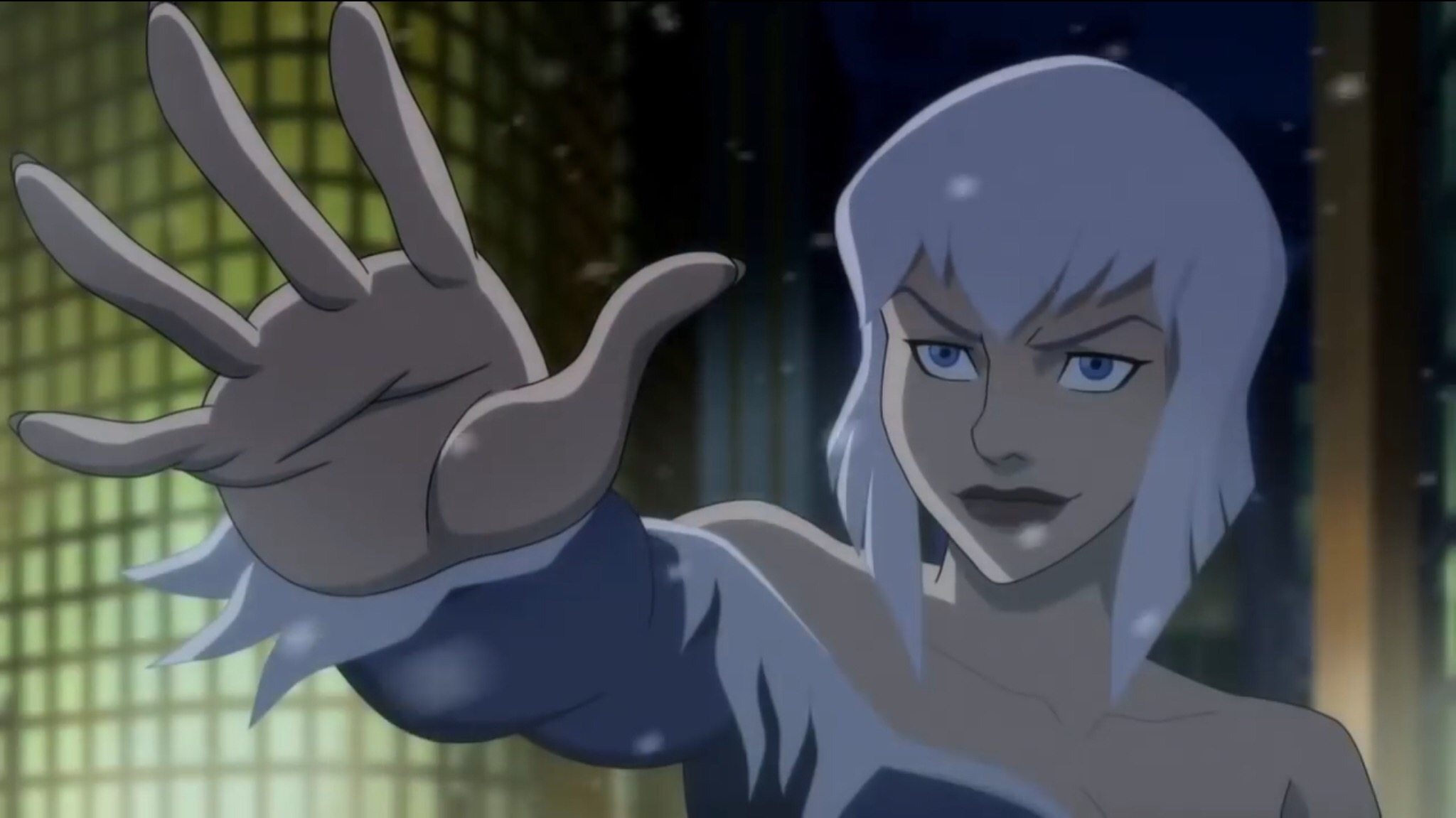 Crystal Frost (DC Animated Movie Universe)