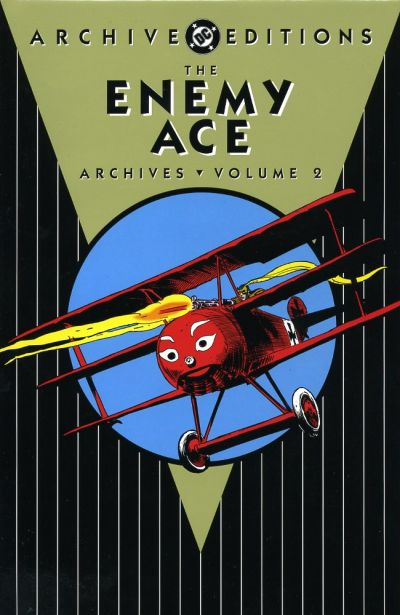 The Enemy Ace Archives Volume 2 (Collected)