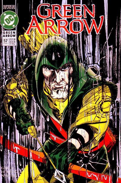 Green Arrow Vol 2 57