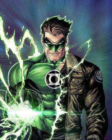 Hal Jordan and the Green Lantern Corps Vol 1 45 Textless Variant.jpg