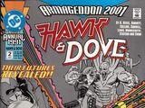 Hawk and Dove Annual Vol 3 2