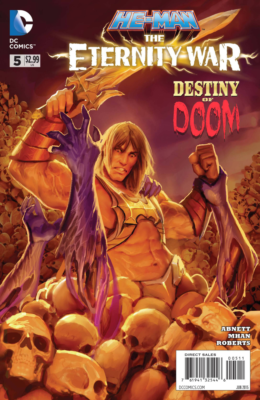 He-Man: The Eternity War Vol 1 5