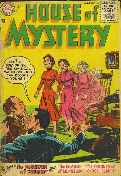 House of Mystery Vol 1 36