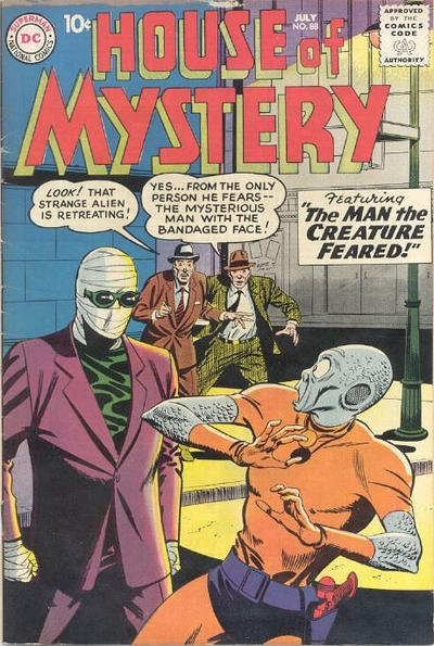 House of Mystery Vol 1 88