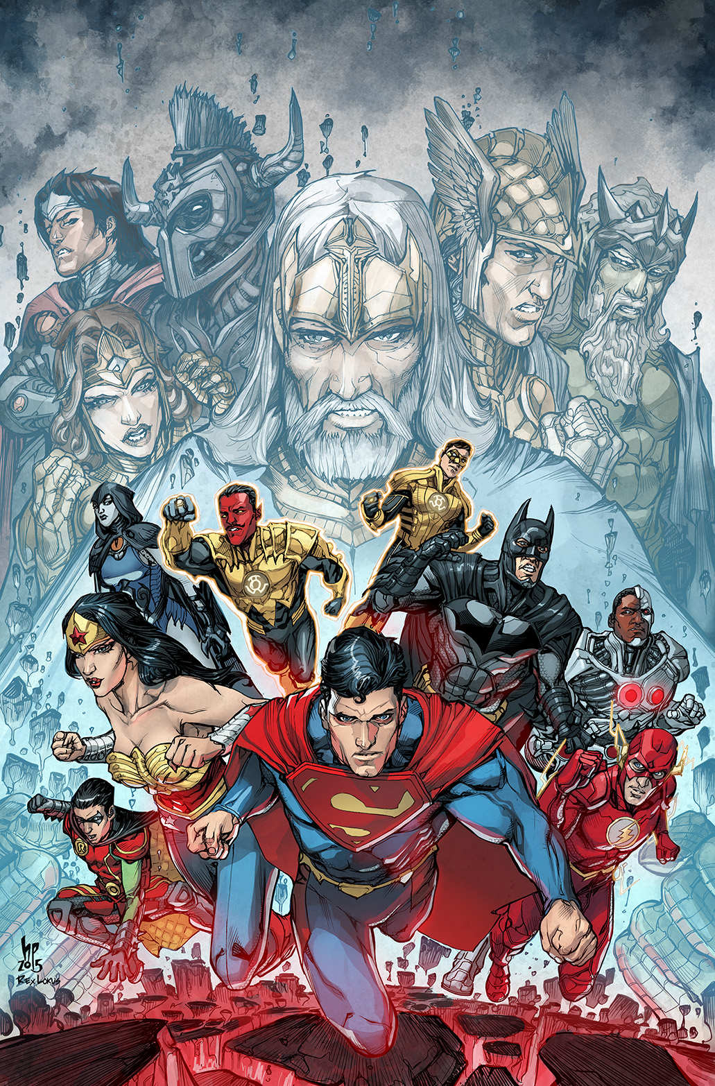 Injustice: Gods Among Us: Year Four Vol 1
