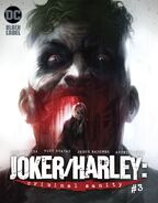 Joker Harley Criminal Sanity Vol 1 3