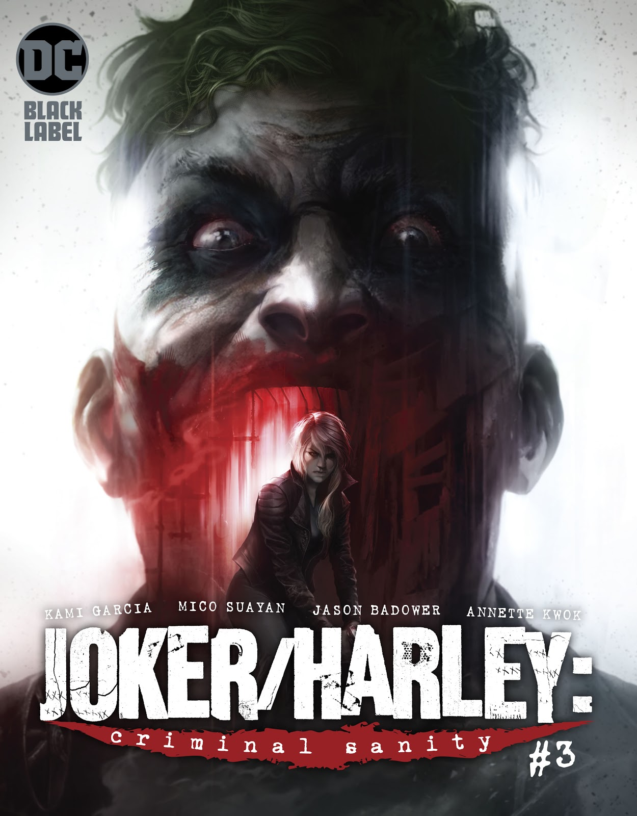 Joker/Harley: Criminal Sanity Vol 1 3