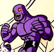 Parasite DC Super Friends 001