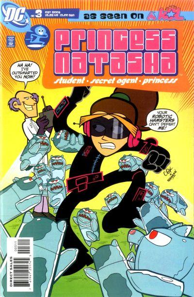 Princess Natasha Vol 1 3