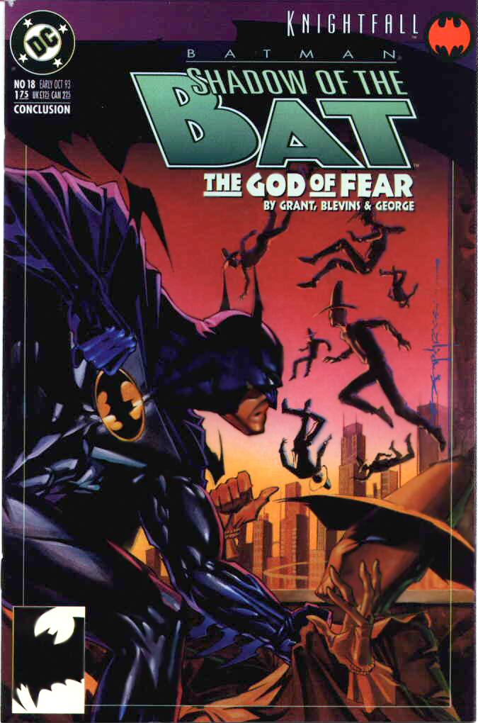 Batman: Shadow of the Bat Vol 1 18
