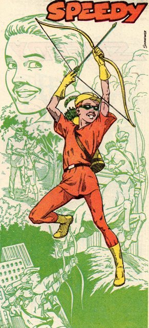 Roy Harper (Earth-Two)