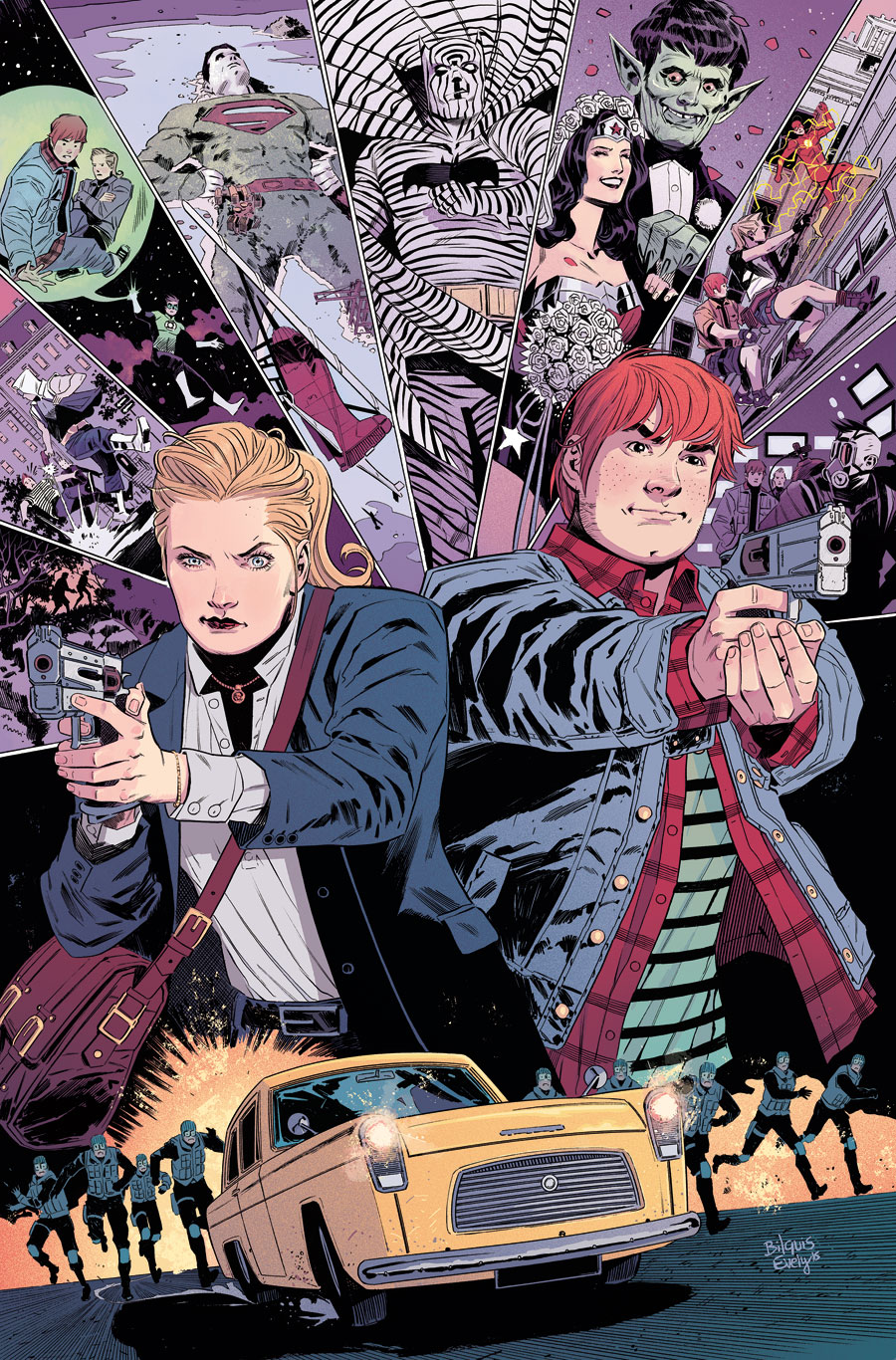 Sugar & Spike: Metahuman Investigations (Collected)