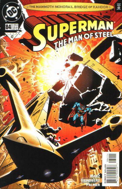 Superman: The Man of Steel Vol 1 84