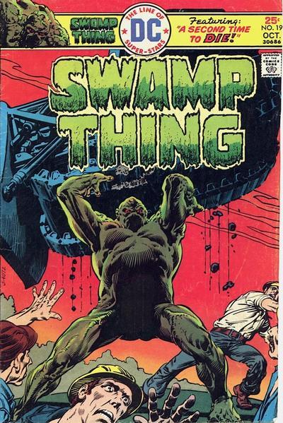 Swamp Thing Vol 1 19