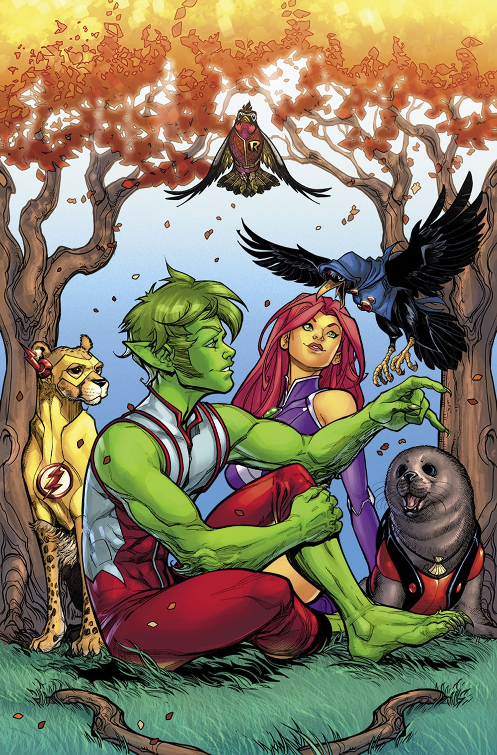 Teen Titans Vol 6 16 Textless Variant.jpg