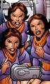 Triplicate Girl Superboy's Legion 001