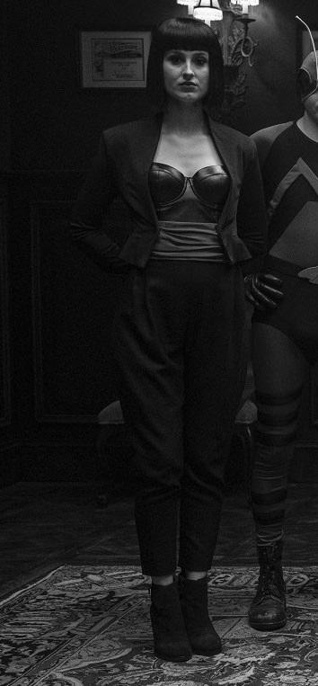 Ursula Zandt (Watchmen TV Series)