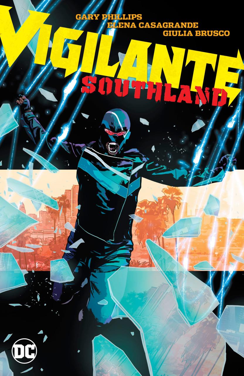 Vigilante: Southland (Collected)