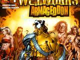 Wetworks: Armageddon Vol 1 1